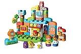 V Tech - Bla-Bla-Blocks - Ma maison alphabet interactive, maison pour enfant