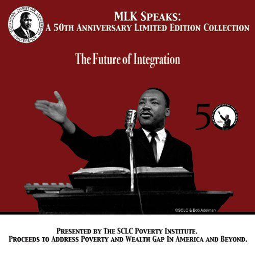 The Future of Integration audiobook cover art