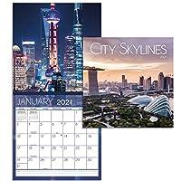 Turner Photo City Skyline フォトミニウォールカレンダー (21998950056)