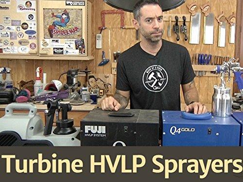 Choosing the Right Turbine HVLP System