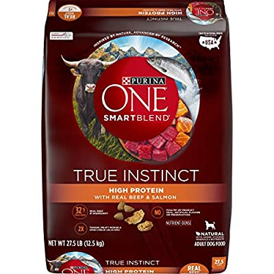 Purina ONE High Protein Natural Dry Dog Food