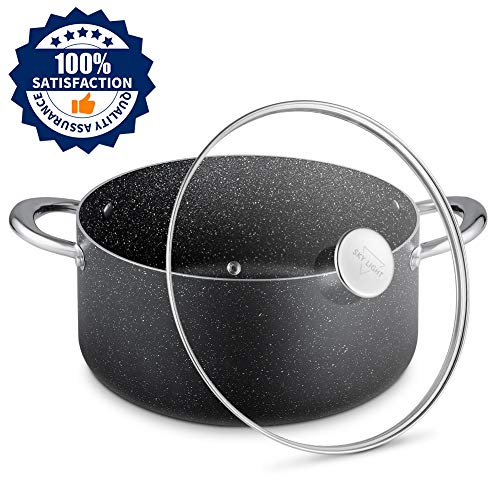 Sky Light No-Stick Cooking Pot