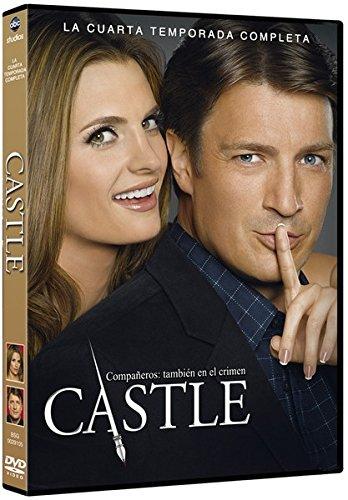 Castle - Temporada 4 [DVD]
