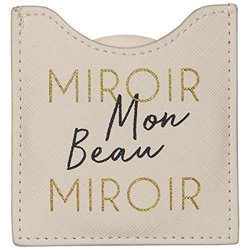 DRAEGER PARIS 1886 - Miroir Mon Beau - Miroir Rond de Poche à Emmener Partout - Idéal Cadeau Anniversaire, Toutes Occasions - Dimensions 8,5 cm x 8 cm 76005940 Small
