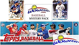 2019 Topps Baseball MASSIVE 706 Card Complete EXCLUSIVE Factory Set with (2) PETE ALONSO & (2) VLADIMIR JR ROOKIES & Bonus WOWZZER Mystery Pack with AUTO or MEM Card! Includes ALL Series 1 & 2 Cards!