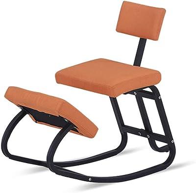 Magnificent Amazon Com Sleekform Kneeling Chair Rocking Ergonomic Frankydiablos Diy Chair Ideas Frankydiabloscom