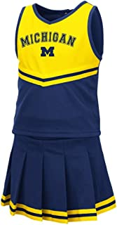 Colosseum Youth Girls Pinky Cheer Dress Set