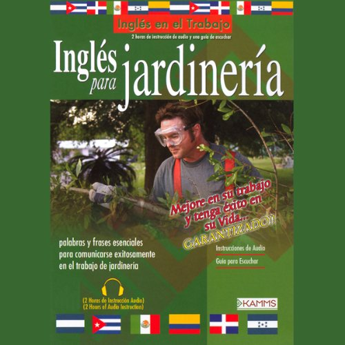 Ingles Para Jardineria (Texto Completo) [English for Landscaping] audiobook cover art