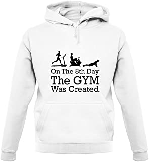 On The 8th Day Gymnastics was Created - Unisex Hoodie/Hooded Top