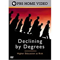 Declining By Degrees [DVD] [Import]