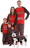 #followme Family Pajamas Microfleece Mens Pajama Set 6750-10179-M