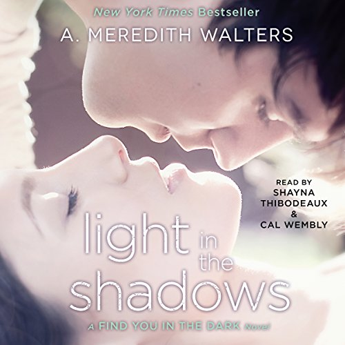 Light in the Shadows audiobook cover art
