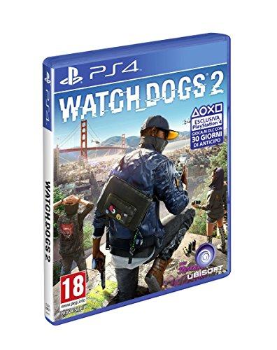PS4 - Watch Dogs 2 [PAL ITA]