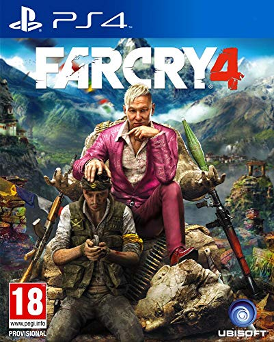 Far Cry 4 [Importación Francesa]