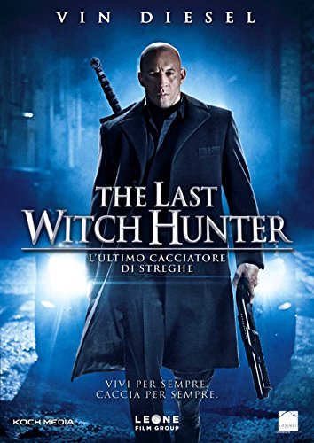DVD THE LAST WITCH HUNTER
