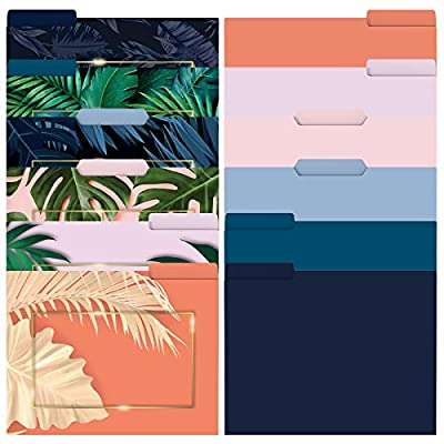 Amazon - Save 40%: Primefair Pack of 12 Decorative Manila Folders, 6 Colored and 6 Designed…