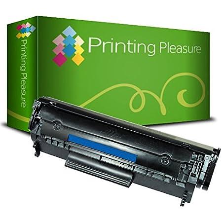 Printing Pleasure 2 Toner Kompatibel Zu Q2612a 12a Für Hp Laserjet 1010 1012 1015 1018 1020 1020 Plus 1022 1022n 1022nw 3010 3015 3020 3030 3050 3052 3055 M1005 M1319f Mfp Schwarz Hohe Kapazität Bürobedarf Schreibwaren