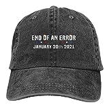 63251vdgxdg Fine di un errore gennaio 20, 2021 Uomini Sport Baseball Cap Regolabile Papà Cappello Autum Nero