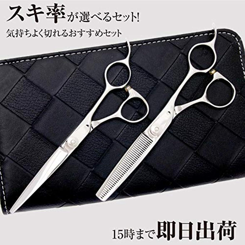 支払うデコードするデイジーDEEDS 日本の鋏専門メーカー JP-02 シザー セニング 2本セット 35%前後 鍛造仕上 プロ仕様セニング鋏の2本セット 美容師