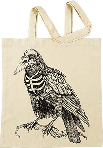 Vendax Skelecrow Beige Einkaufstasche