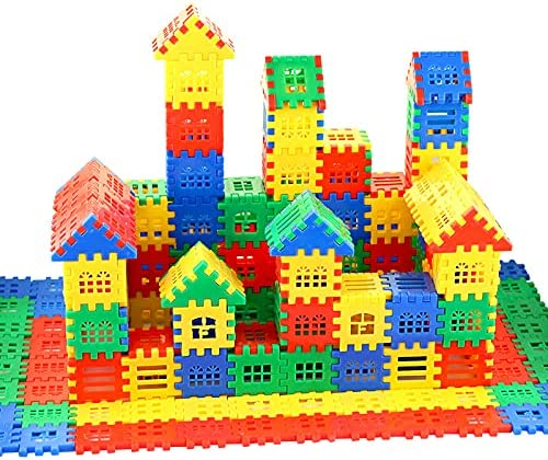 DEJUN Interlocking Building Blocks Toys for Today's only - Kids Bloc Super-cheap