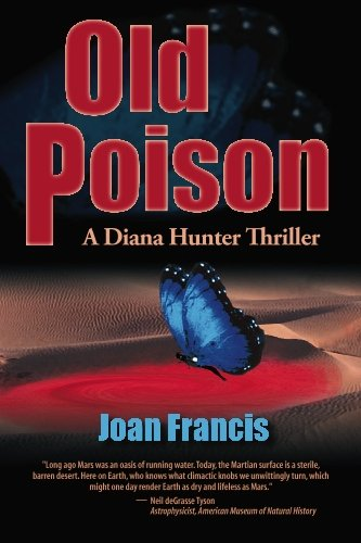 Book: Old Poison - A Diana Hunter Thriller by Joan Francis