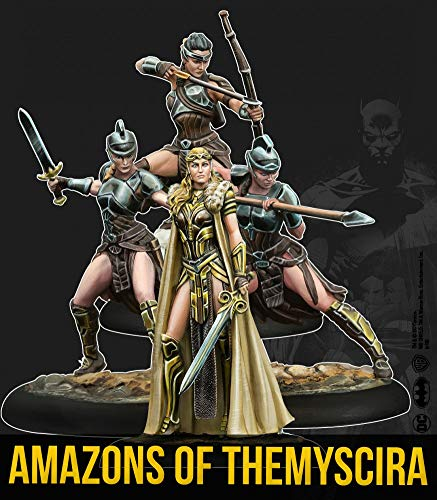 Knight Models DC Universe: Amazons of Themyscira