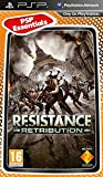 Psp resistance : retribution (eu)