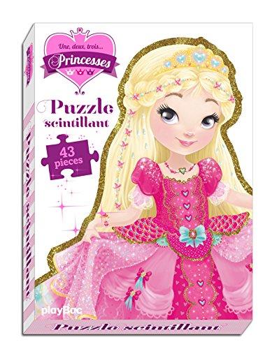 Puzzle étincelant - Princesse