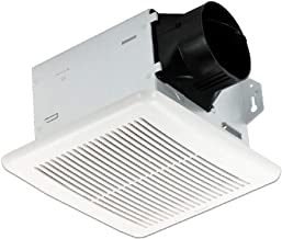 Delta ITG100 BreezIntegrity Exhaust Bath Fan, 1.5 Sone, White