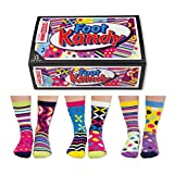 6 Verrückte Socken 15 Kombis - Oddsocks Foot Kandy
