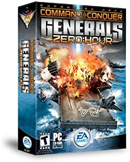 Command and Conquer Generals: Zero Hour Expansion Pack - PC