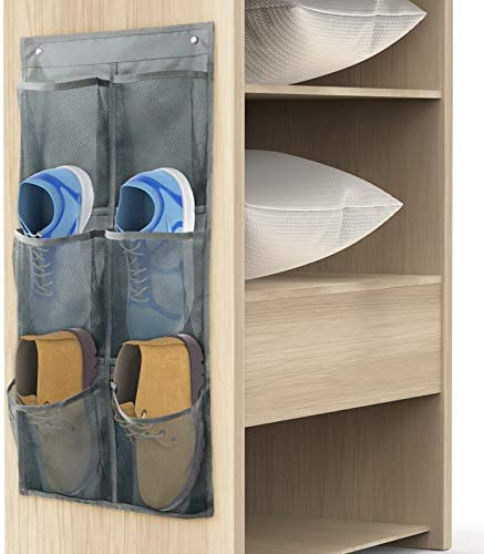 Yocice Wall Mounted Shoes Rack 1Pack Can Store 3Pairs of Sneakers with Sticky Hanging Mounts product image