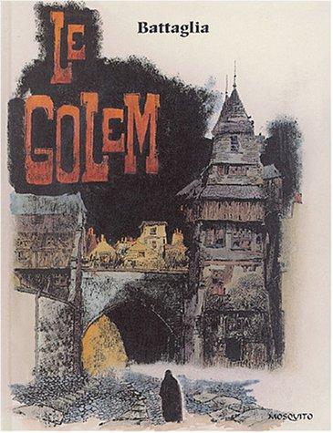 Contes et récits fantastiques, tome 2 : Le Golem