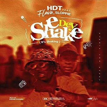 E Dey Shake