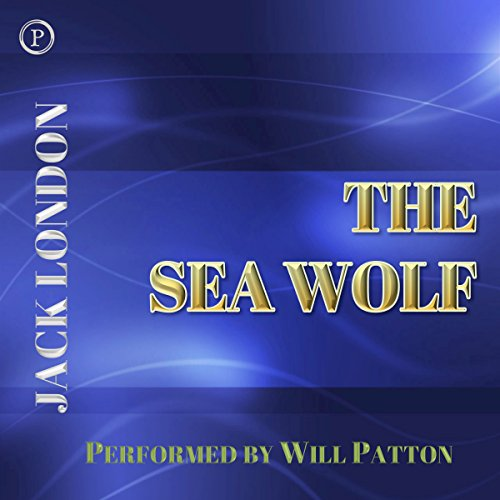 The Sea Wolf audiobook cover art