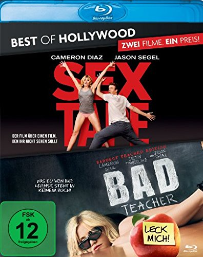 Sex Tape/Bad Teacher - Best of Hollywood/2 Movie Collector's Pack 93 [Blu-ray]