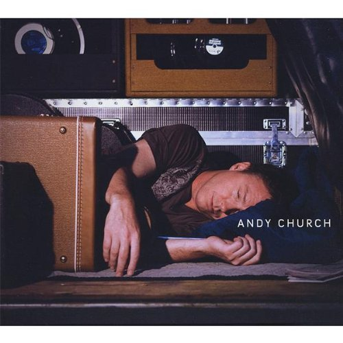 Sleeping in the Van by Andy Church