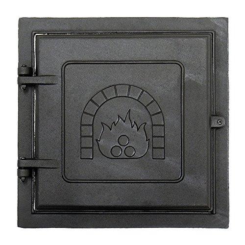 brick oven door - 2