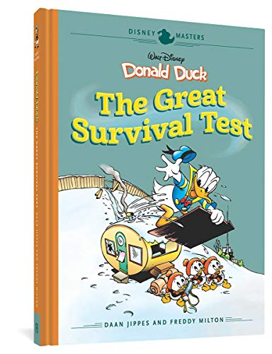 Donald Duck: The Great Survival Test