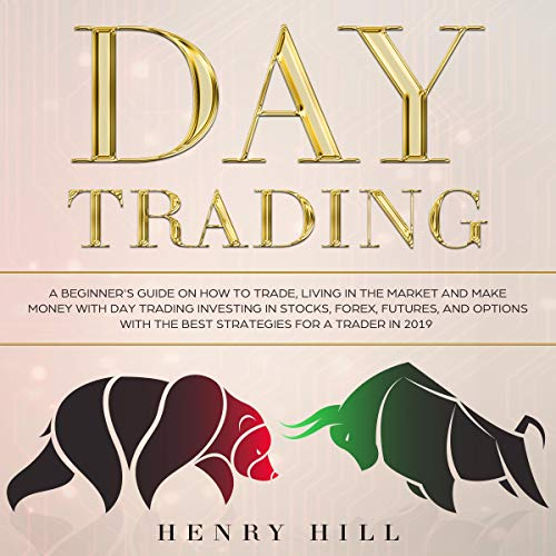 Page de couverture de Day Trading