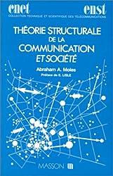 Théorie structurale de la communication et société d'Abraham A. Moles