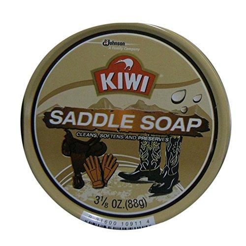 KIWI Saddle Soap 3 1/8 oz