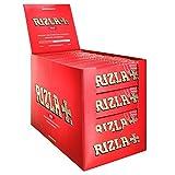 Rizla+ Rouge Regular papiers 70mm x 100–1Boîte