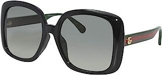 Sunglasses Gucci GG 0714 SA- 001 Black/Grey Green