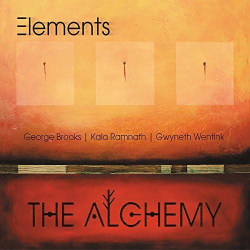 Elements feat. George Brooks, Kala Ramnath & Gwyneth Wentink