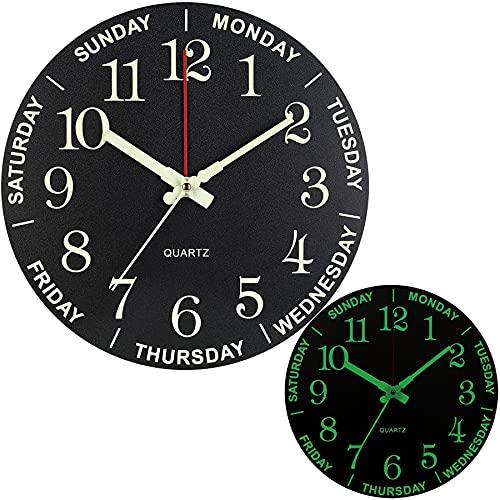 orologio da parete x soggiorno Orologio da parete silenzioso senza ticchettio