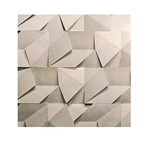 Forma de poliuretano para paneles 3D abstractos   Moldes de poliuretano Decoración Panel Decorativo de pared Diseño de pared de yeso Forma 3D Decoración Paneles de pared