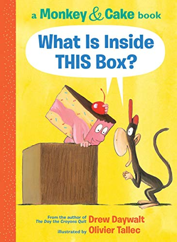 What Is Inside This Box? (Monkey and Cake) (Monkey & Cake, Band 1)