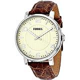 Fossil Men's Authentic Watch BQ2248 & BQ2249 (Brown)